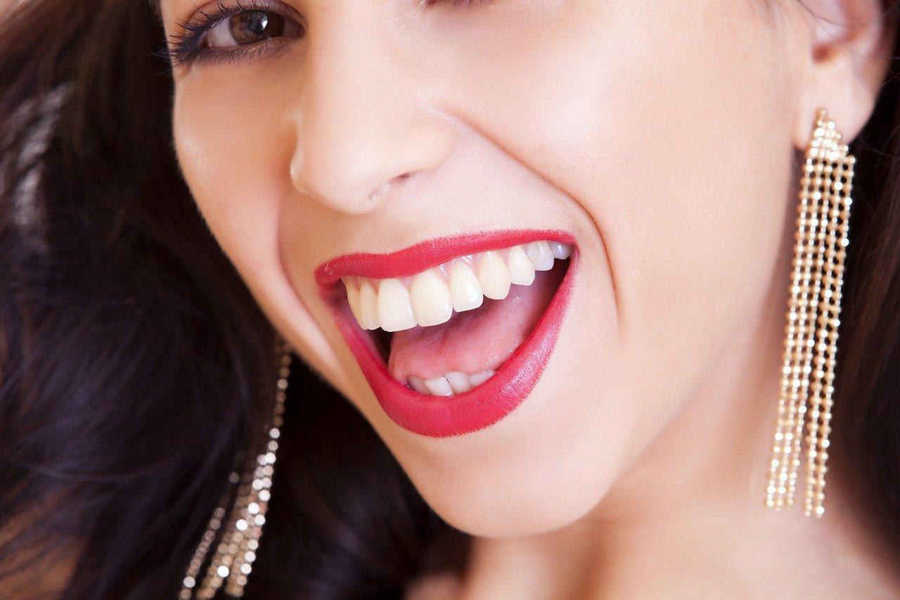 Jak mieć białe zęby?