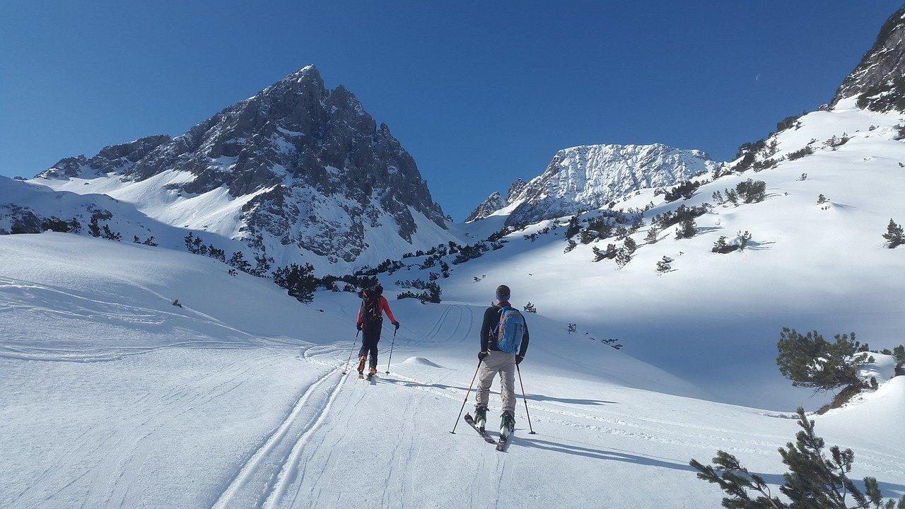 Wyjazd w góry zimą